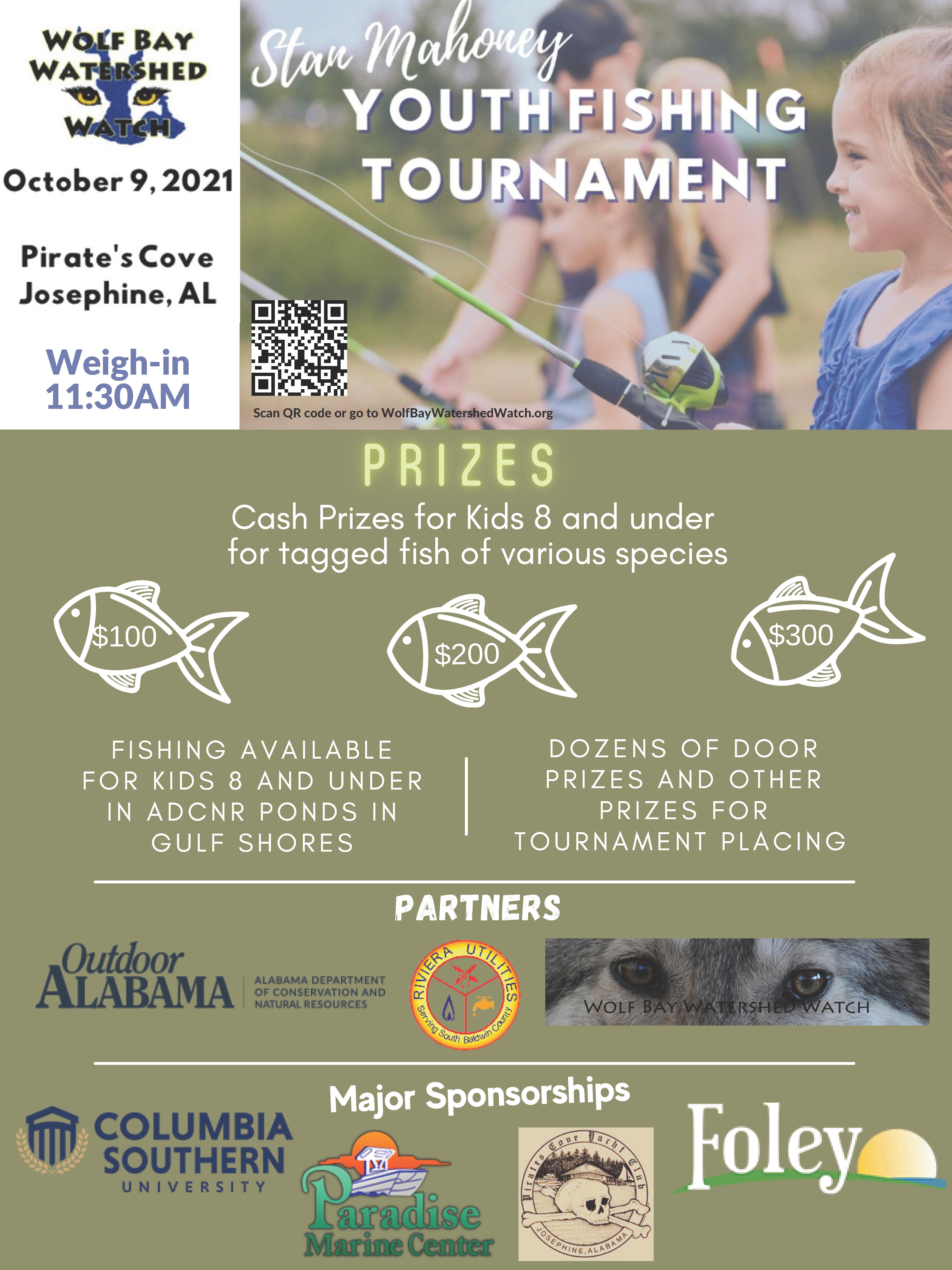 Stan Mahoney Youth Fishing Tournament